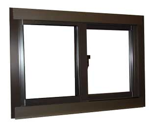 1100 Series Sliding Window Specifications